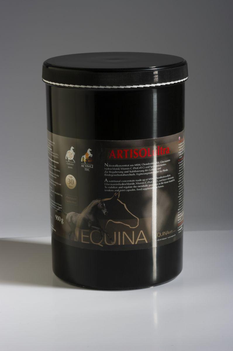 Equina Artisol Ultra - ízületvédelem versenylovaknak