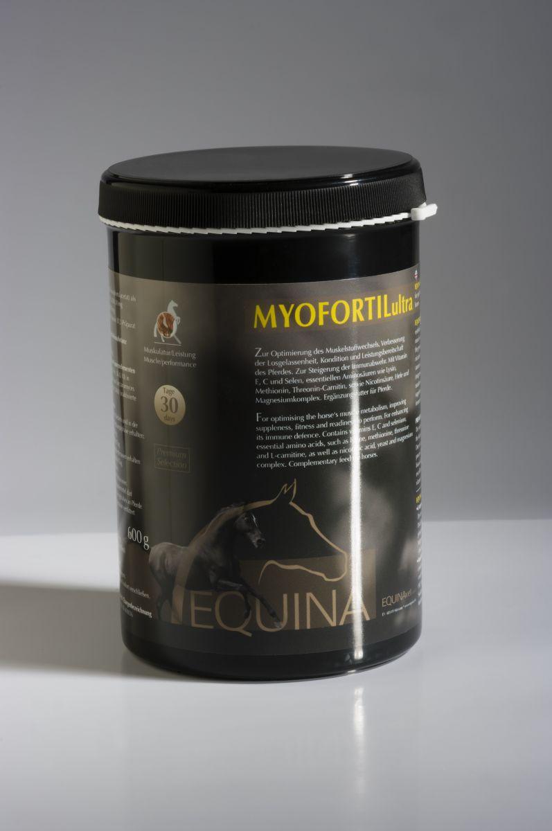 Equina Myofortil Ultra 1800g - prémium izomfejlesztő