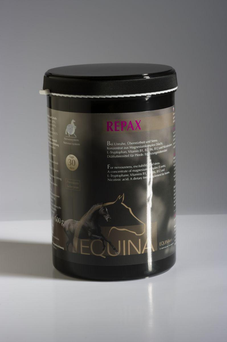 Equina Repax - nyugtatás természetesen