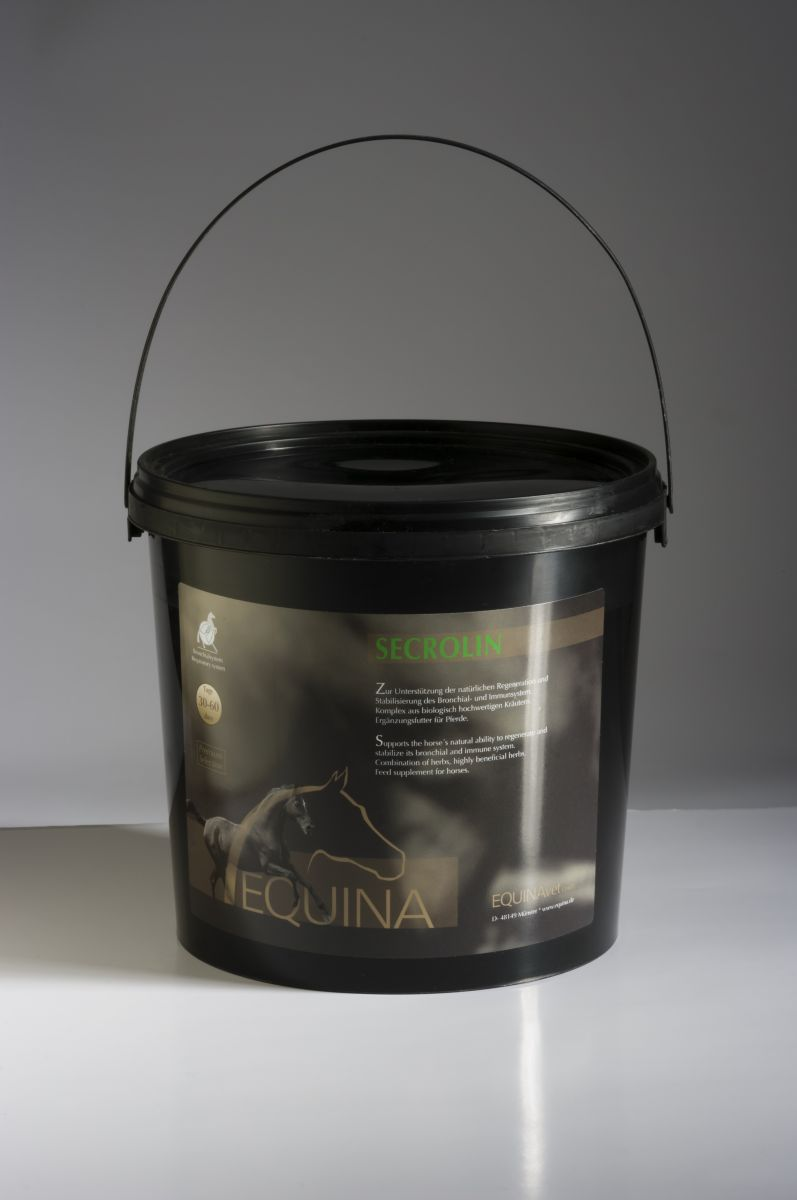 Equina Secrolin - védelem a légzőszerveknek