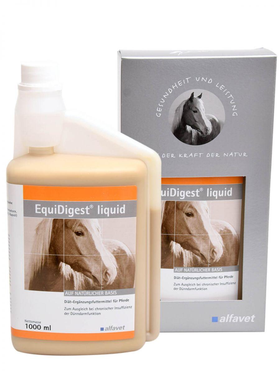 EquiDigest liquid - probiotikus, emésztést javító készítmény